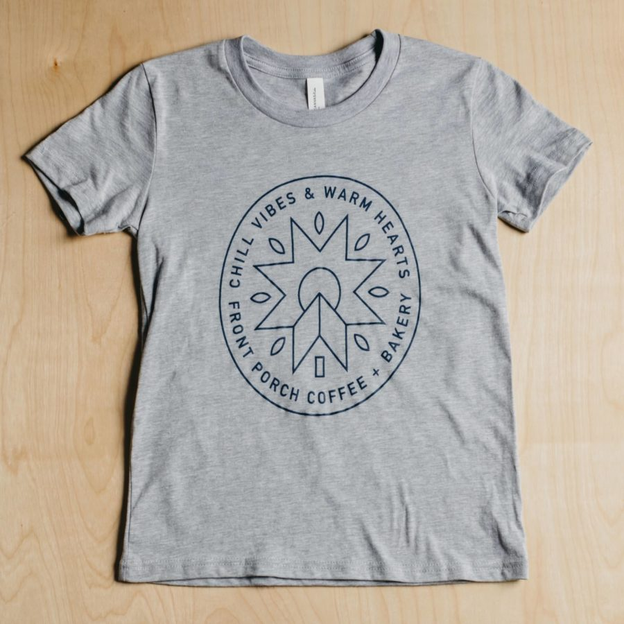 Front-Porch-Coffee-Apparel-Grey-Chill-Vibes-Warm-Hearts-Grapic-Tee