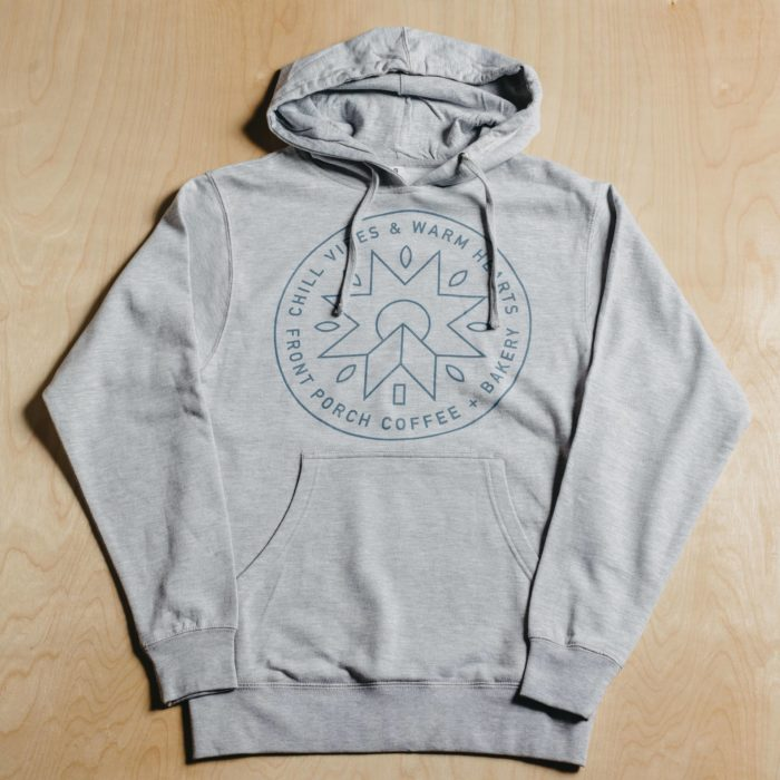 Front-Porch-Coffee-Grey-Chill-Vibes-Warm-Hearts-Hoodie-V2