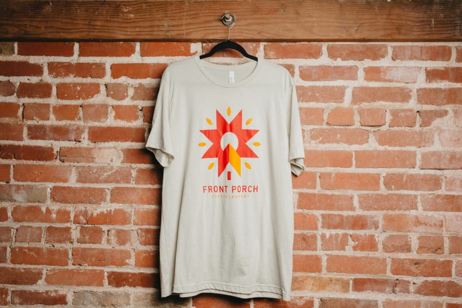 Front-Porch-Coffee-Apparel-Orange-Yellow-Tee